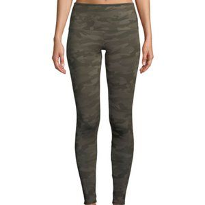 Onzie High Rise Moss Camoflage Yoga Leggings